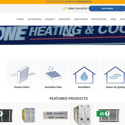 Aire One Heating and Cooling