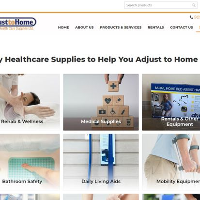 Adjust To Home Health Care Supplies Ltd